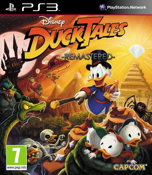 Duck Tales: Remastered (PS3) für 15,45€ @Zavvi
