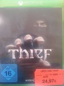 Toys r Us Lokal Hagen? Thief Xbox one / PS4 24,97 €  Luigi Bros WIIU 20 €
