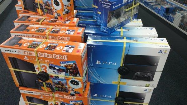 Expert Bielinsky in Bonn zieht bei 19 % Aktion von Media Markt mit! (Lokal) Playstation 4 für 323,19€ und PS 4 Zubehör