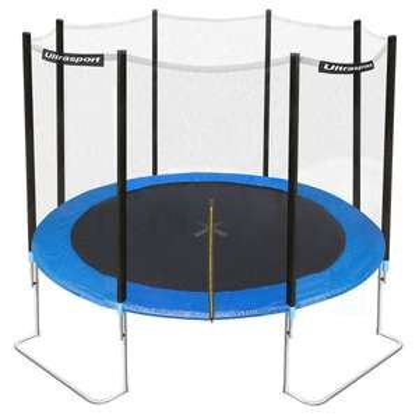 Ultrasport Gartentrampolin Jumper 305 cm, inkl. Sicherheitsnetz als Angebot des Tages für 169,99 Euro [Amazon.de]