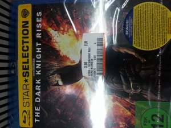 [Lokal MM Köln Marsdorf] The Dark Knight rises BluRay für 3,16€