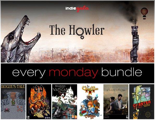 Indiegala - Every Monday - B18 [STEAM / DESURA]