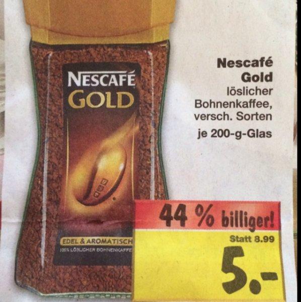 Nescafé Gold 200g - Kaufland Wetter (Ruhr) (LOKAL)
