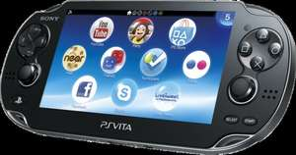 PlayStation Vita 3G [Amazon WHD]
