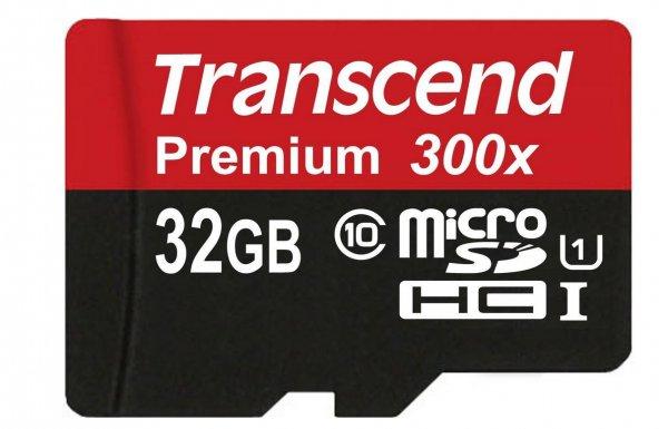 MicroSDHC Class 10 UHS-1 Premium mit 32GB für 13,99€ @Amazon (Prime)