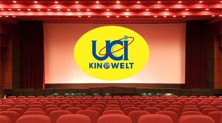 [Groupon] 5 Kinogutscheine für alle 2D-Filme in der UCI KINOWELT inklusive Überlänge für 28 € +9% Cashback (Qipu)