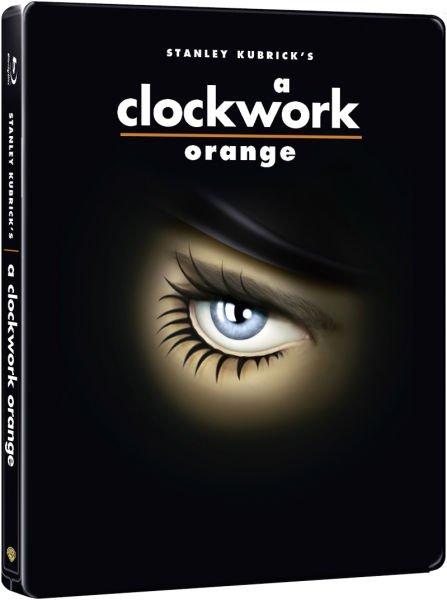 [Zavvi.com] Uhrwerk Orange Limited Steelbook Edition [Blu-Ray] inkl. Vsk für ca. 6,80 €