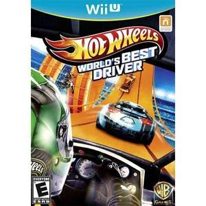 [TGC] Hot Wheels: World's Best Driver für die WiiU