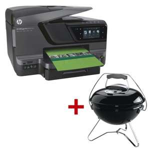 HP Officejet Pro 8600 Plus inkl. Weber Smokey Joe Premium Grill für 203,47€ @ office-discount