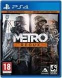 Metro Redux (PS4 & One) für je 24€ @WOW HD