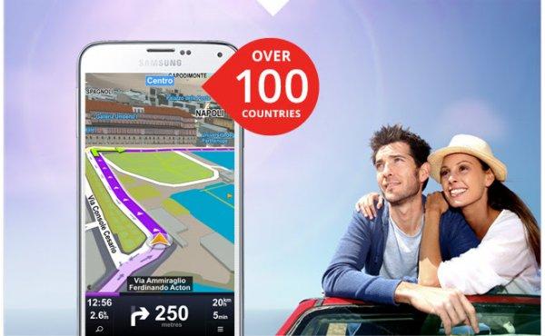 (Android/IOS) Sygic Navi - bis zu 55% (für World, Europa, Brasilien, Nord Amerika) - 30% für Truck-Navi