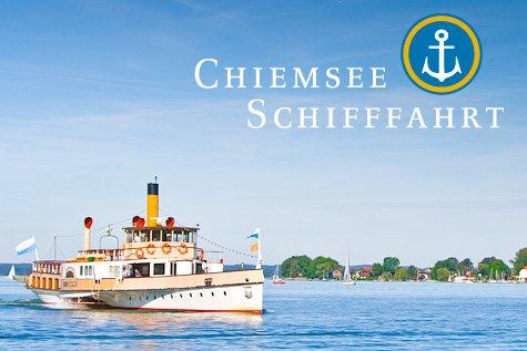 """kostenfreie Chiemsee Schifffahrt für alle """"Einserschüler"""""""