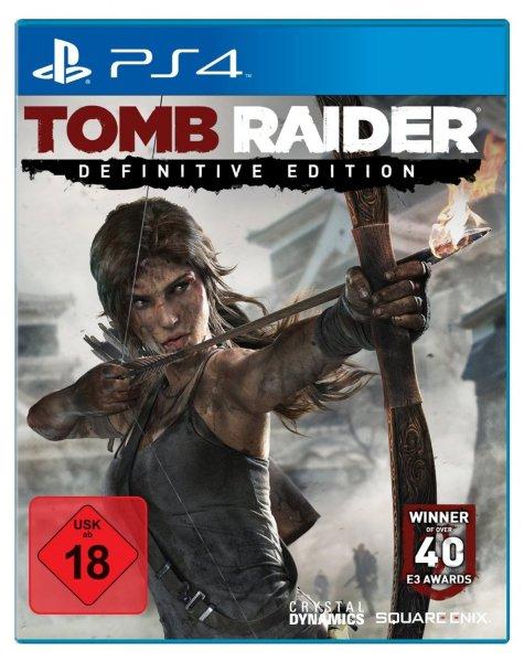 [lokal] Tomb Raider Definitive Edition [PS4] [Saturn Berlin Alex]