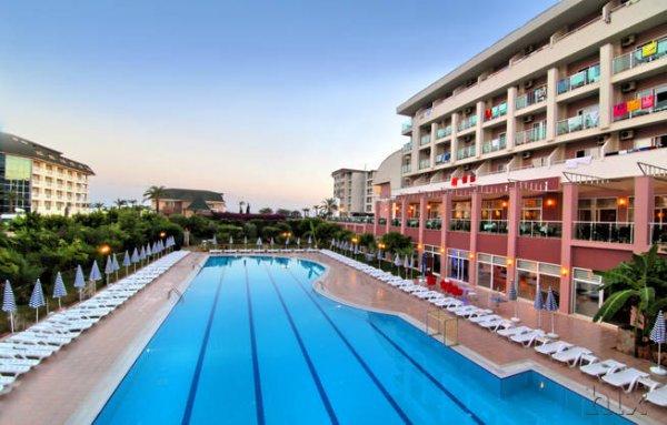 Telatiye ResortAlanya Türkische Riviera