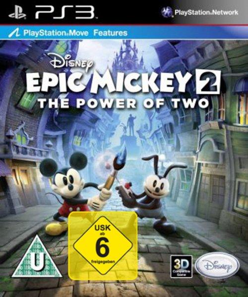 [Lokal Media Markt Wuppertal] Micky Epic 2 PS3 11,34€