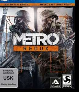 Metro Redux Playstation 4