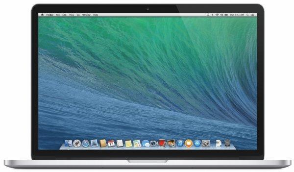 "Apple Refurbished-Store: 15,4"" MacBook Pro mit 2,3 GHz Quad-Core Intel Core i7 und Retina Display"