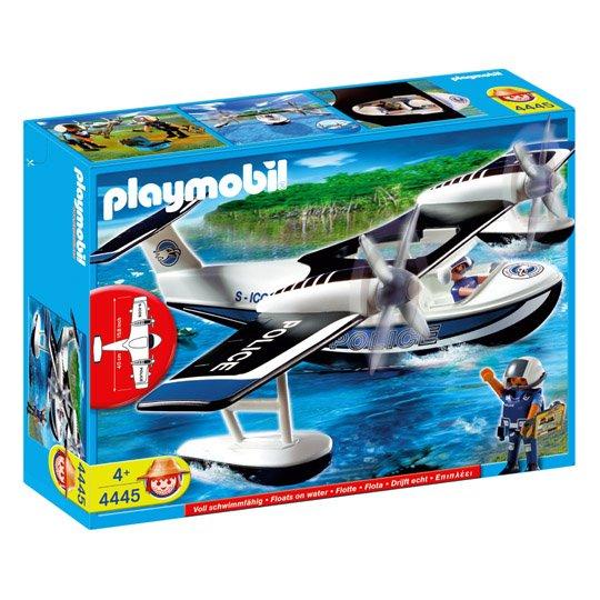 @real.de: Playmobil, 4445 Polizei-Wasserflugzeug ab 15,99€