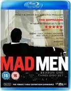 Mad Men Erste/Zweite Staffel Bluray