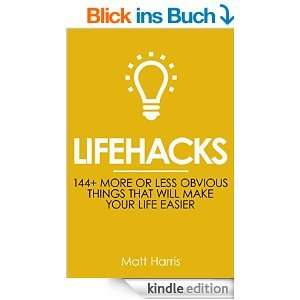 Lifehacks (English) [Kindle Edition] @Amazon.de