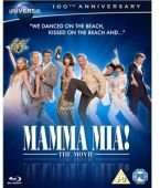 [Blu-ray] Mamma Mia!: The Movie (Augmented Reality Edition) [wowhd.co.uk]