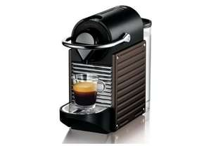 Krups Nespresso Pixie XN 3008 in Dark Brown für 120€