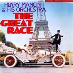 Amazon: Mp3 Soundtrack - The Great Race  (Henry Mancini & His Orchestra ) Nur 1,99 €