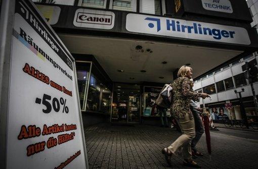 [Stuttgart] Foto Hirrlinger – 50% auf ALLES (Bis auf bereits reduzierte Ware!)