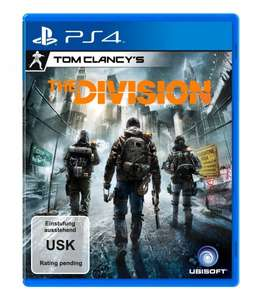 [Amazon.de] Tom Clancy's: The Division PS4/XONE für 56,69€ vorbestellen