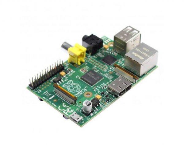 Raspberry PI Model B 512 MB RAM Rev 2.0 für 24,99
