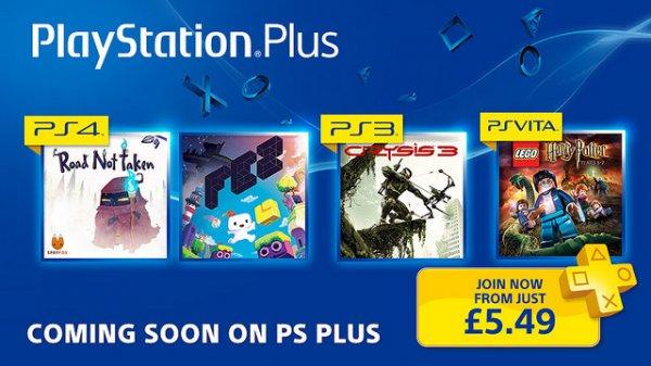 Playstation Plus - Spiele im August