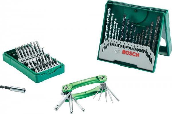 Conrad - Bosch 41tlg. Bohrer- und Bitset inkl. Stiftschlüsselsatz