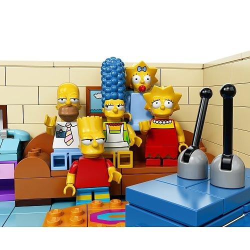 20% Rabatt auf LEGO @ Toysx27rx27us - zB The Simpsons - Haus 71006 für 160€ (sonst ab 199€)