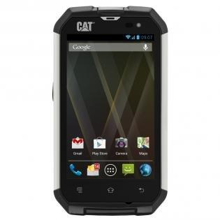 Caterpillar Cat B15Q - DualSIM-Smartphone für Baggerfahrer mit IP67 - bei Redcoon für 254€