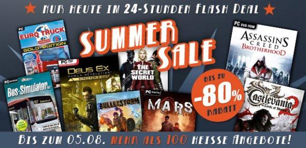 Gamesplanet Summer Sale Tag 3