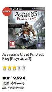 (Achtung Österreich!)  Assassin's Creed IV: Black Flag [Playstation3]
