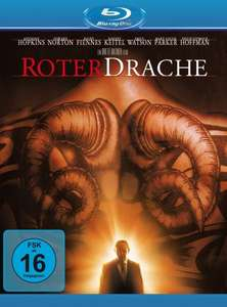 Roter Drache [Blu-ray] [amazon.de] [Prime]