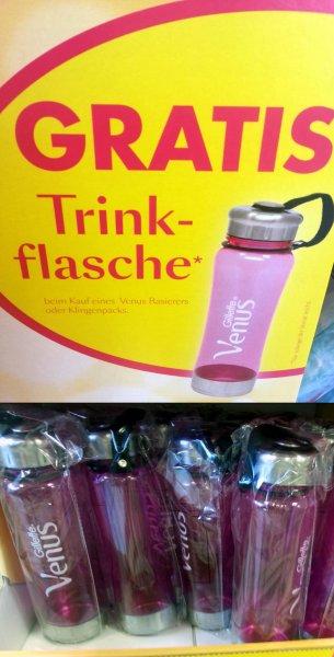 [Rossmann offline] Gratis Trinkflasche beim Kauf eines Venus Rasieres oder Klingenpacks