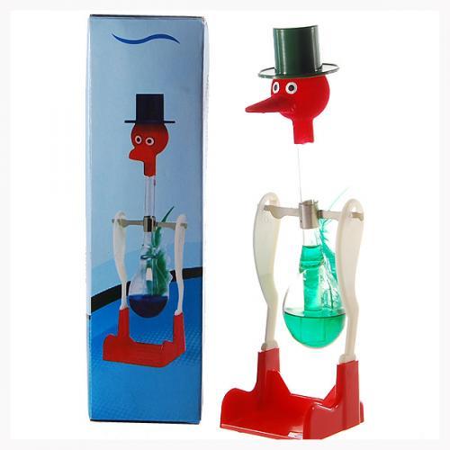 Perpetuum Mobile Trinkender Vogel (Ebay)