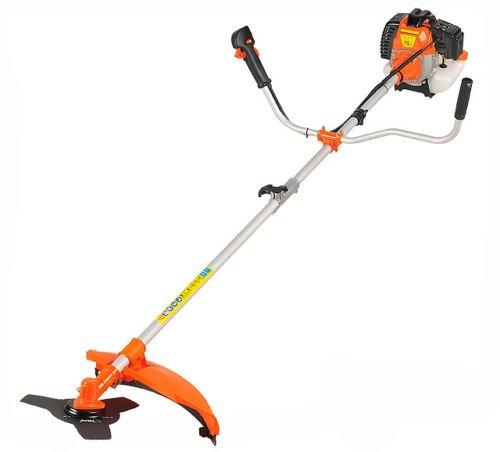 Fuxtec Multitool 2-In-1 Orange Benzin-Rasentrimmer / Motorsense für 80€ @ebay