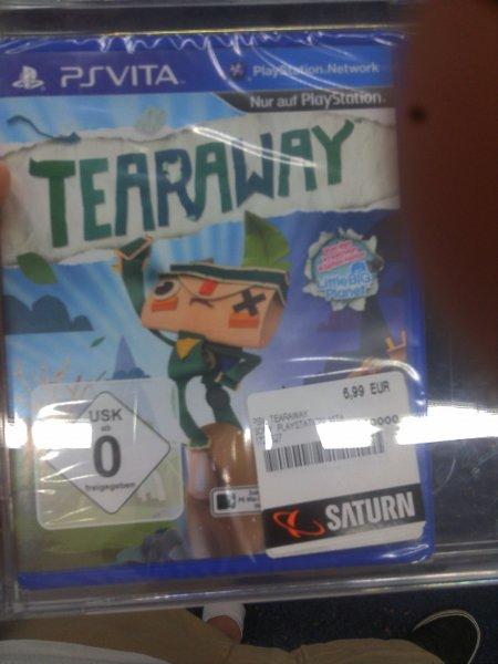 [Lokal] Tearaway für 6,99€ im Saturn Duisburg