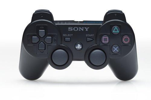 [Promarkt.de] PS3 Controller Dualshock 3 Wireless Black mit 10€ Newsletter-Gutschein inkl. VK 29€