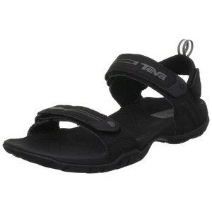 Teva Dryden Sandale schwarz Gr. 45/46