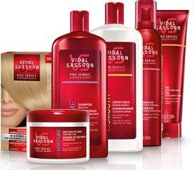 [Rossmann] ?Lokal? Vidal Sasson ProSeries Shampoo für 0,70€ statt 2,95€
