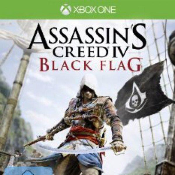 Assassins Creed Black Flag Xbox One für 40 Eur mit SÜ ( -5Euro bei Newsletter Gutschein)