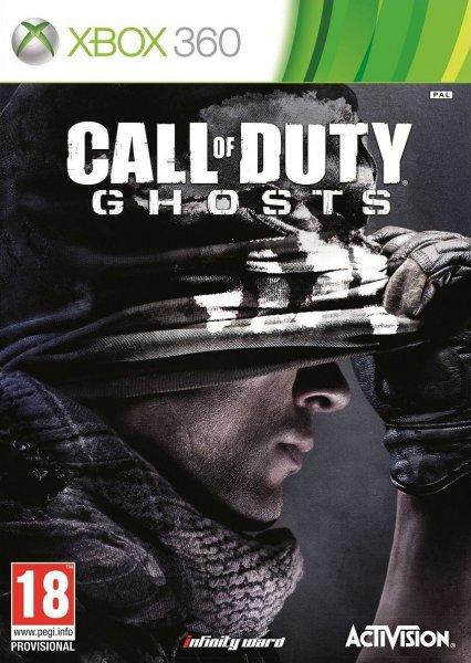 Lokal - Call of Duty Ghosts für 15€ bei Media Markt Recklinghausen