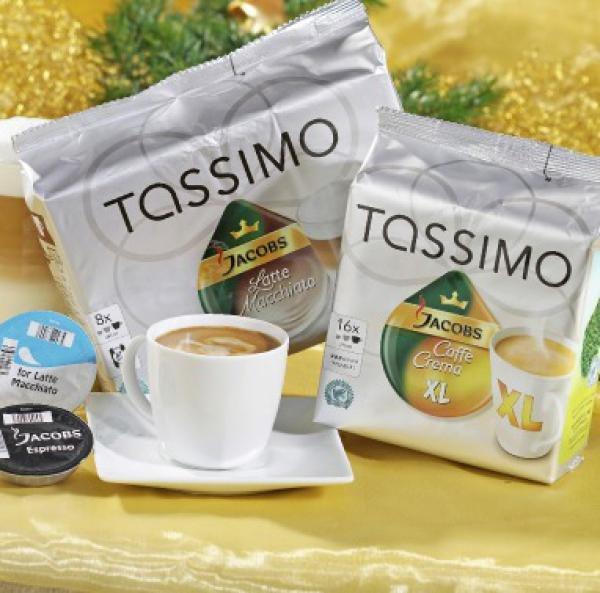 Jacobs Tassimo Pads versch. Sorten PENNY 3,79€