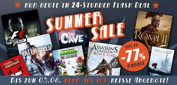 Gamesplanet Summer Sale Tag 3 Far Cry 3 4,99€