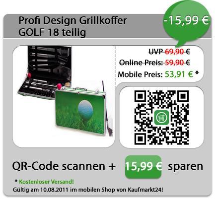 Profi Design Grillkoffer