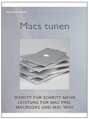 [iOS] Macs tunen - Digitales Sonderheft gratis (MacWelt)